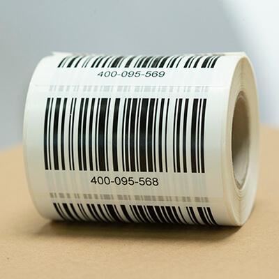 Barcode | QR-Code | Datamatrix-Code | Nummerierte Etiketten