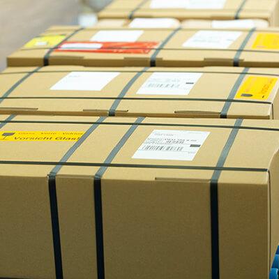 Logistik Etiketten